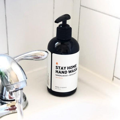 Stay Home Hand Wash | boogie + birdie