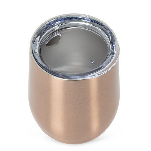 Copper Wine Tumbler | boogie + birdie