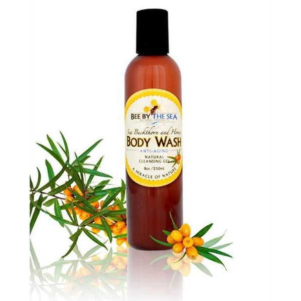 Sea Buckthorn & Honey Body Wash | boogie + birdie