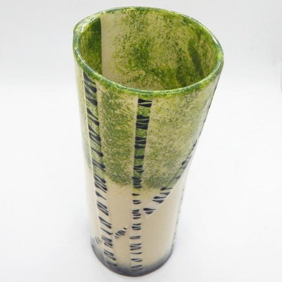 Green Birch Vase | Top | boogie + birdie