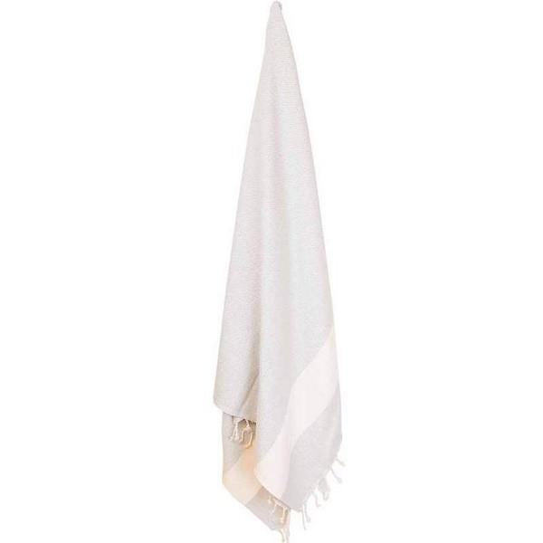 Diamond Mist Turkish Towel | Draped | boogie + birdie