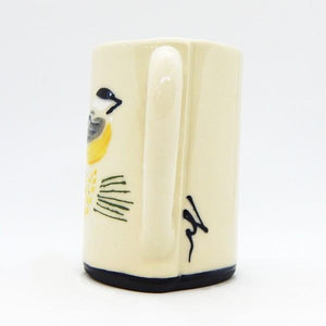 Chickadee Ceramic Mug | Side | boogie + birdie