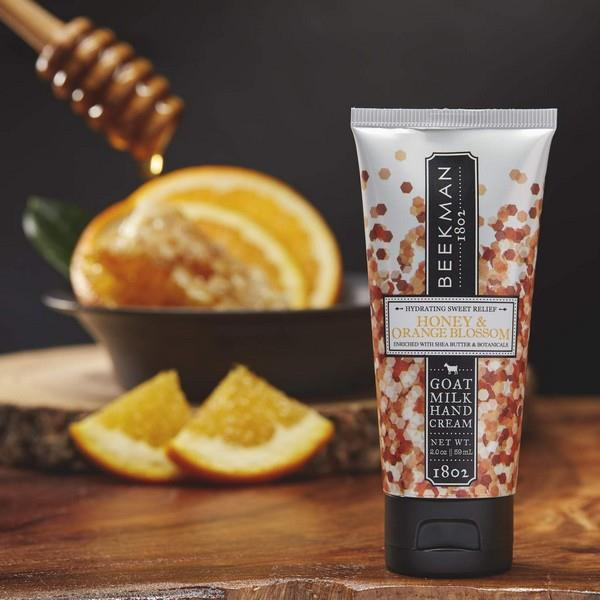 Honey & Orange Blossom Hand Cream | boogie + birdie