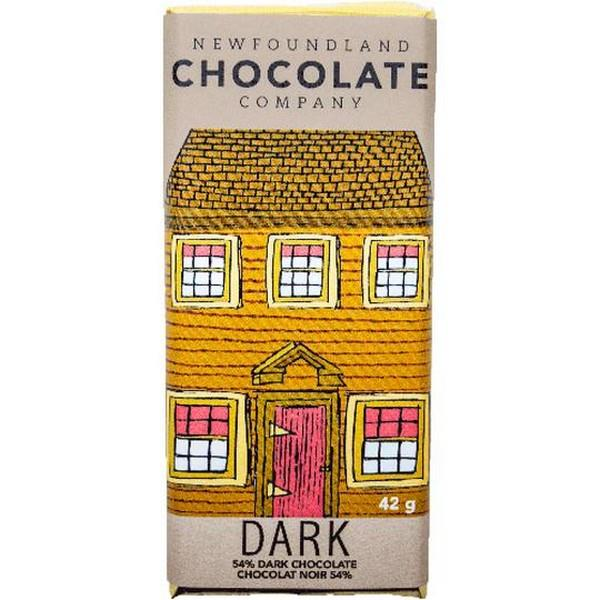 54% Dark Chocolate Bar | boogie + birdie