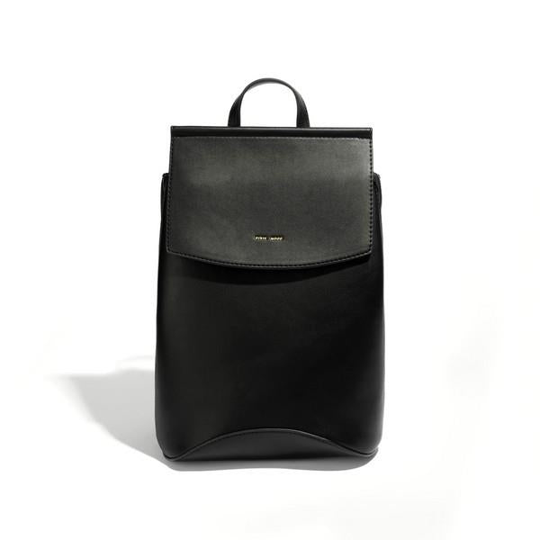 Black Kim Backpack | boogie + birdie