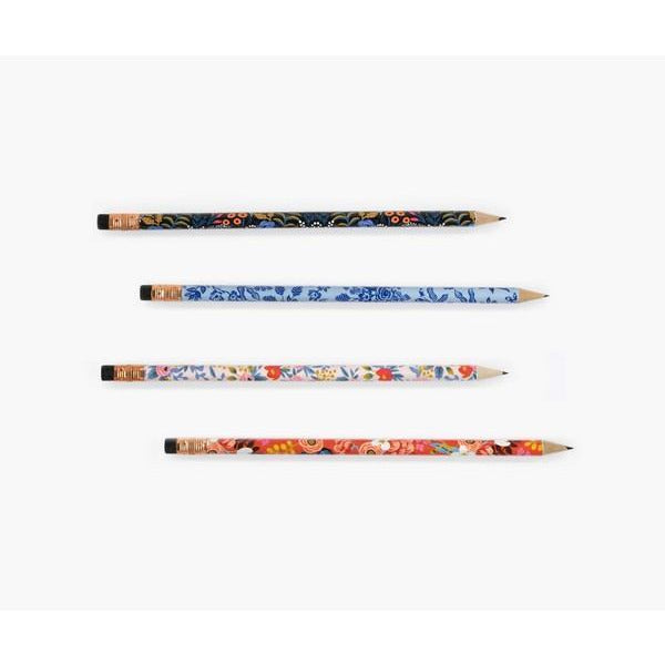 Floral Writing Pencil Set | boogie + birdie