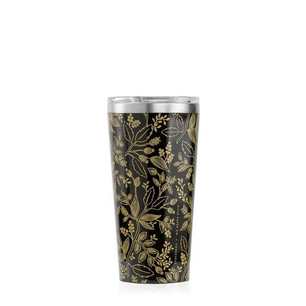 Black Queen Anne Corkcicle Tumbler | boogie + birdie