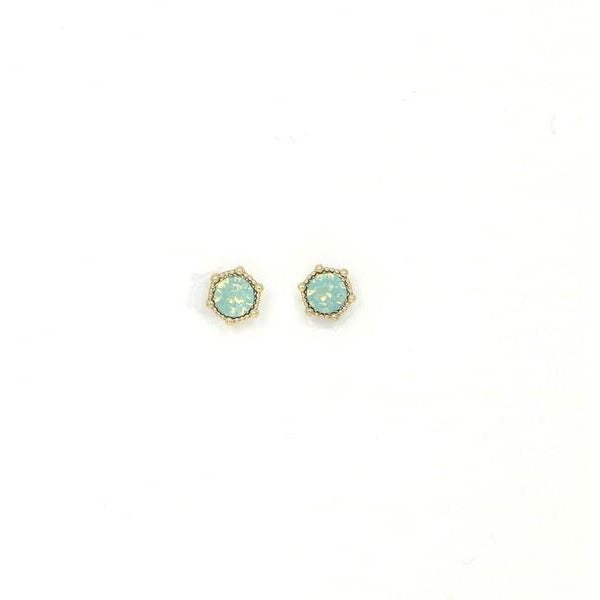 Pacific Opal Astrid Studs
