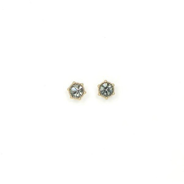 Black Diamond Astrid Studs