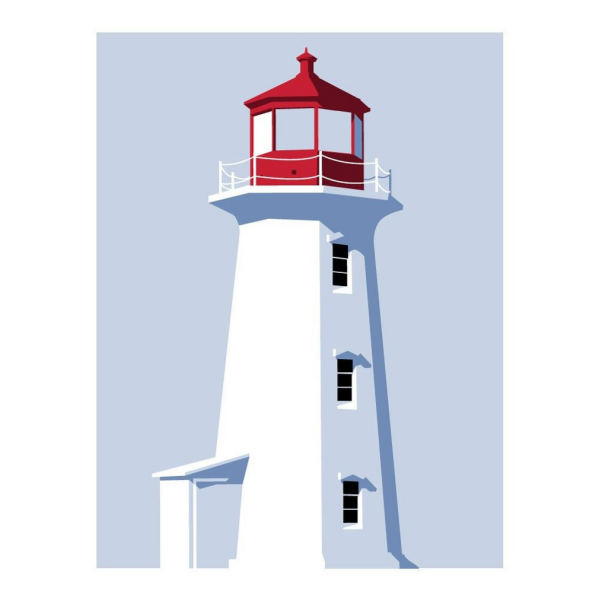 Peggy's Cove NS Print | boogie + birdie