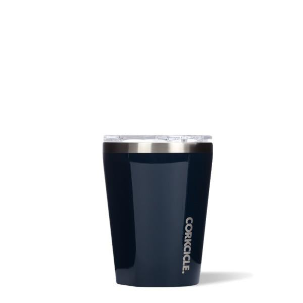 Gloss Navy 12oz Corkcicle Tumbler
