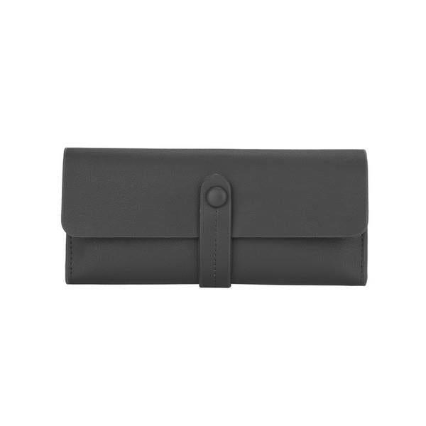 Black Wallet with Insert | boogie + birdie