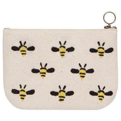 Frida Small Zipper Pouch | boogie + birdie