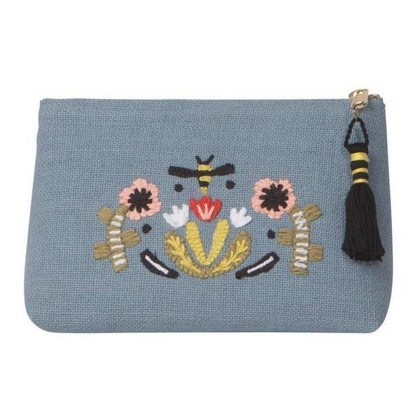 Frida Small Cosmetic Bag | boogie + birdie
