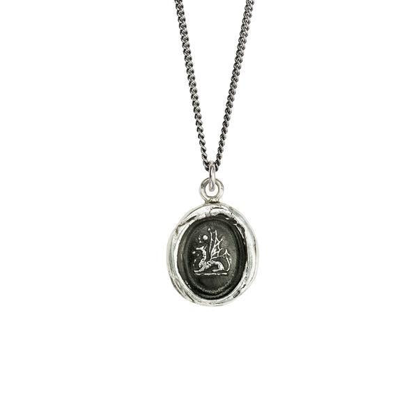 Protection Talisman Necklace | boogie + birdie