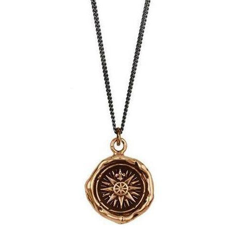 Direction Talisman Necklace | boogie + birdie