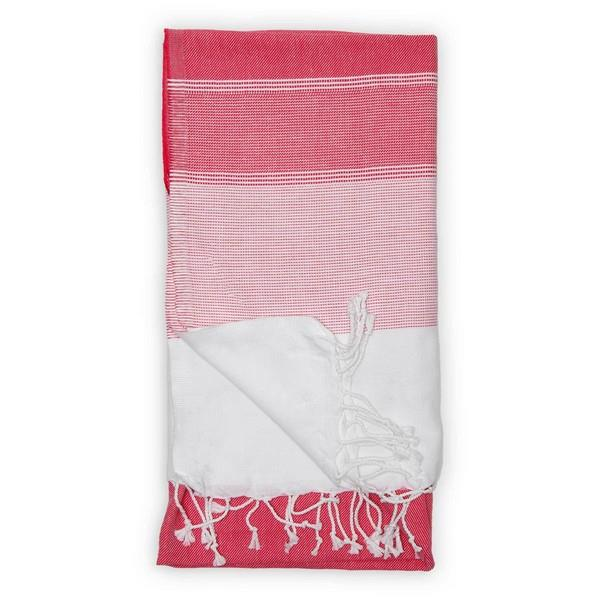 Lia Cerise Turkish Towel | boogie + birdie