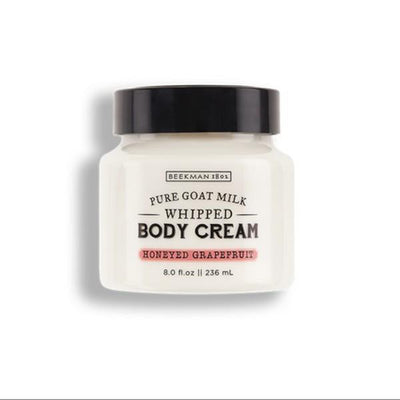 Honeyed Grapefruit Whipped Body Cream | boogie + birdie