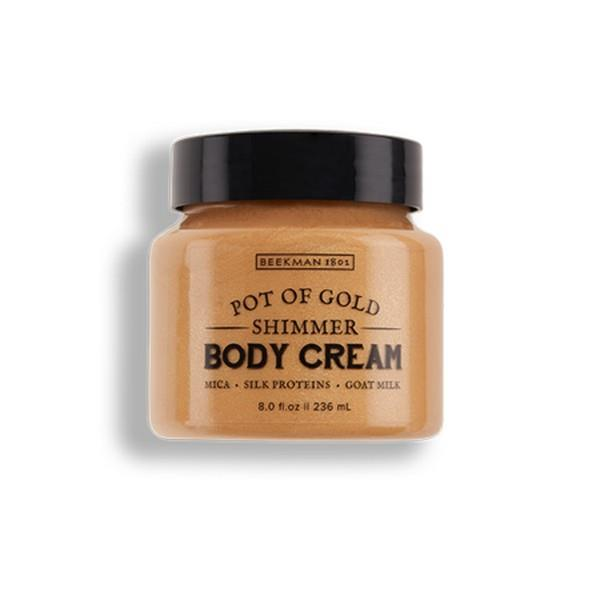 Pot of Gold Whipped Body Cream | boogie + birdie