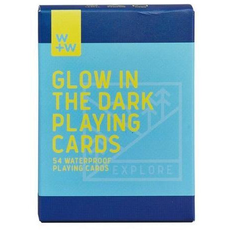 Glow in the Dark Playing Cards | boogie + birdie