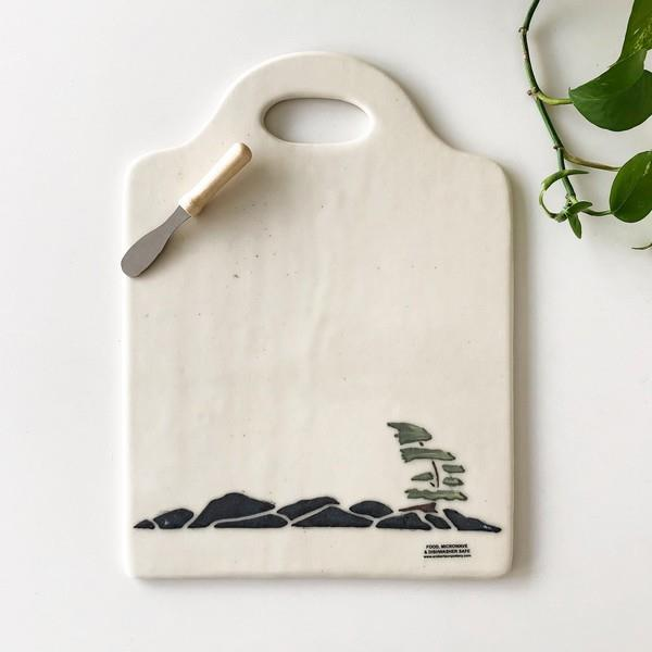 Windswept Tree Cheese Board | boogie + birdie