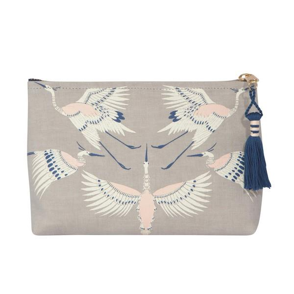 Flight of Fancy Small Cosmetic Bag | boogie + birdie