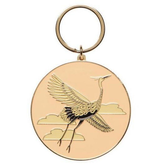 Flight of Fancy Keychain | boogie + birdie