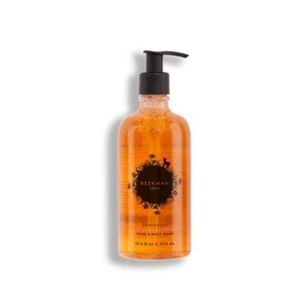 Honeyed Grapefruit Hand + Body Wash | boogie + birdie