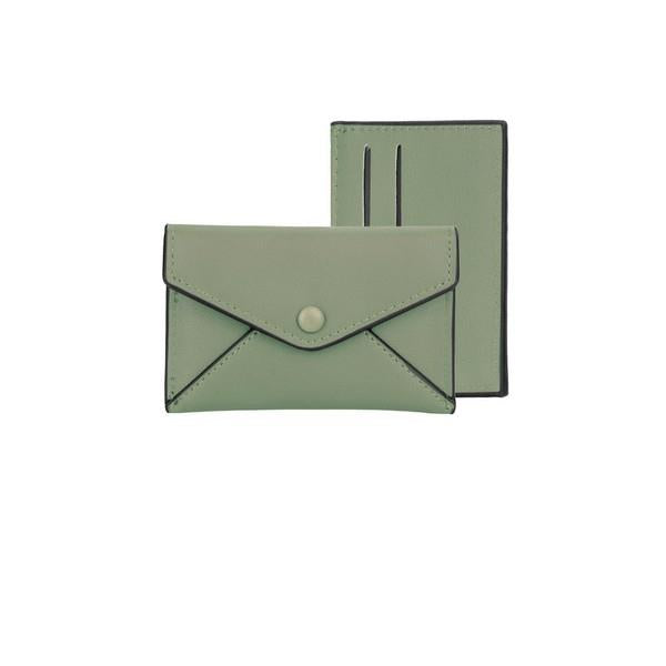 Sage Mini Card Case | boogie + birdie
