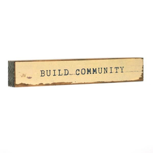 Build Community Large Timber Bit | boogie + birdie