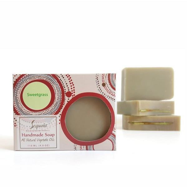 Sweetgrass Bar Soap | boogie + birdie