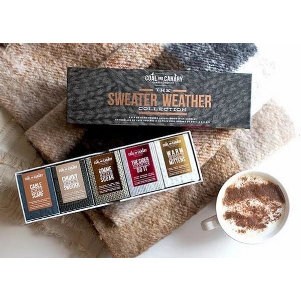 Sweater Weather Box Set | boogie + birdie