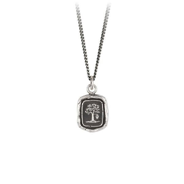 Potential For Greatness Talisman Necklace | boogie + birdie