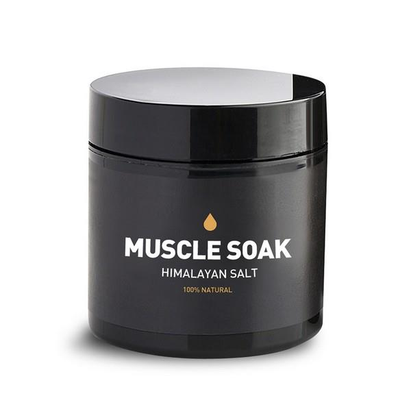 Muscle Soak Bath Salts | boogie + birdie