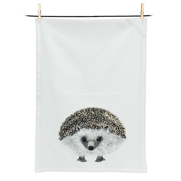 Henry the Hedgehog Tea Towel | boogie + birdie