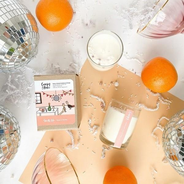 Tipsy & Toasty Candle | boogie + birdie