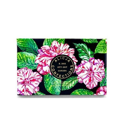 Mentha Dark Postcard Chocolate Bar | boogie + birdie