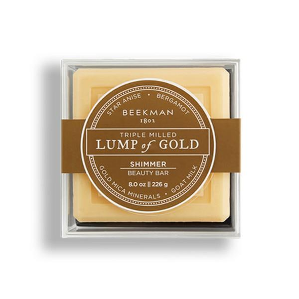 Lump of Gold Bar Soap | boogie + birdie