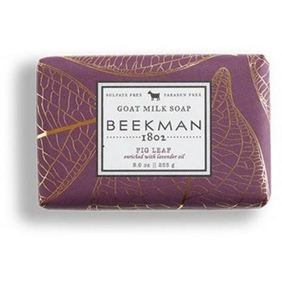 Fig Leaf Bar Soap | boogie + birdie