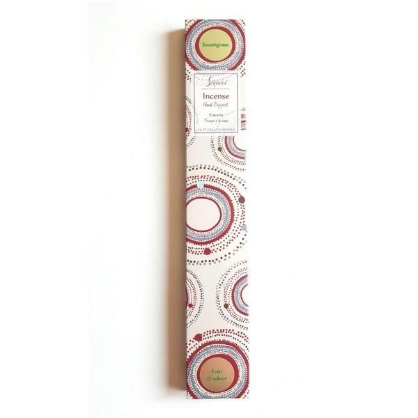 Sweetgrass Incense Pack | boogie + birdie