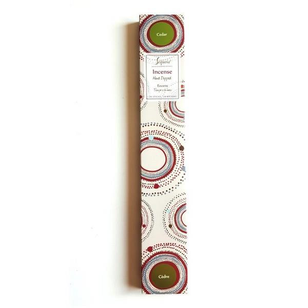 Cedar Incense Pack | boogie + birdie