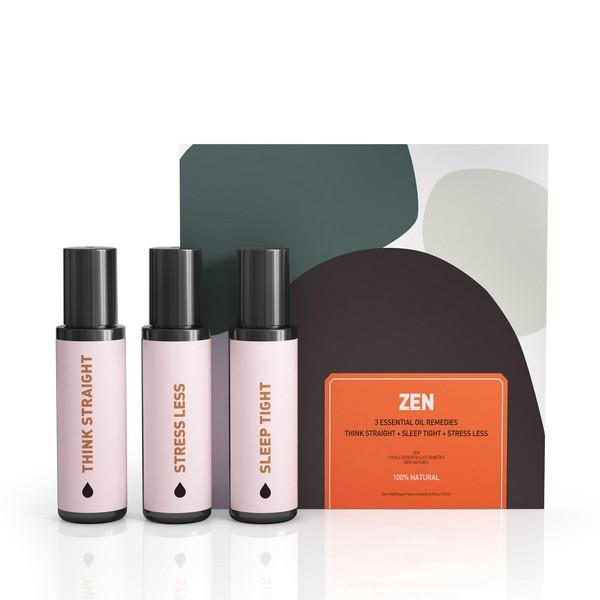 Zen Essential Oil Gift Set | boogie + birdie
