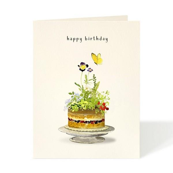 Garden Party Birthday Card | boogie + birdie