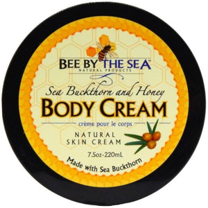 Bee By The Sea Sea Buckthorn And Honey 220 ml Body Cream | boogie + birdie