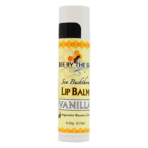 Bee By The Sea Vanilla Lip Balm | boogie + birdie