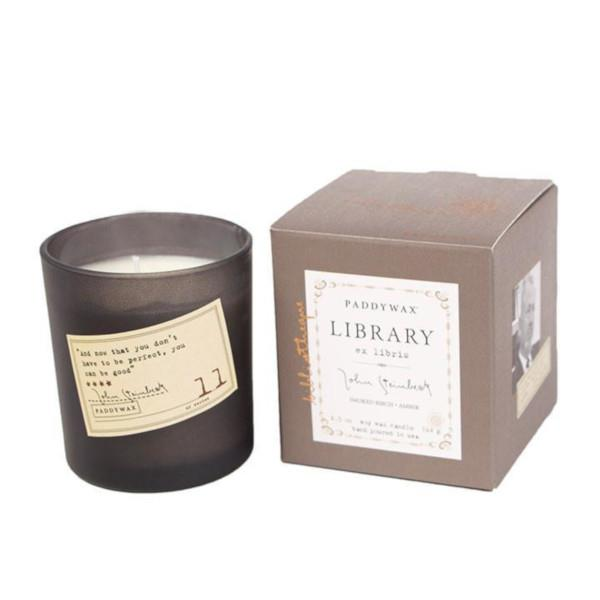 John Steinbeck 6.5 oz Library Candle | boogie + birdie