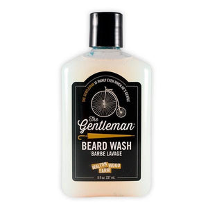 The Gentleman Beard Wash | boogie + birdie