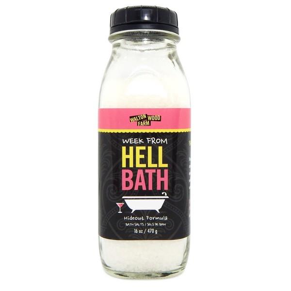 Week From Hell Bath Salts | boogie + birdie