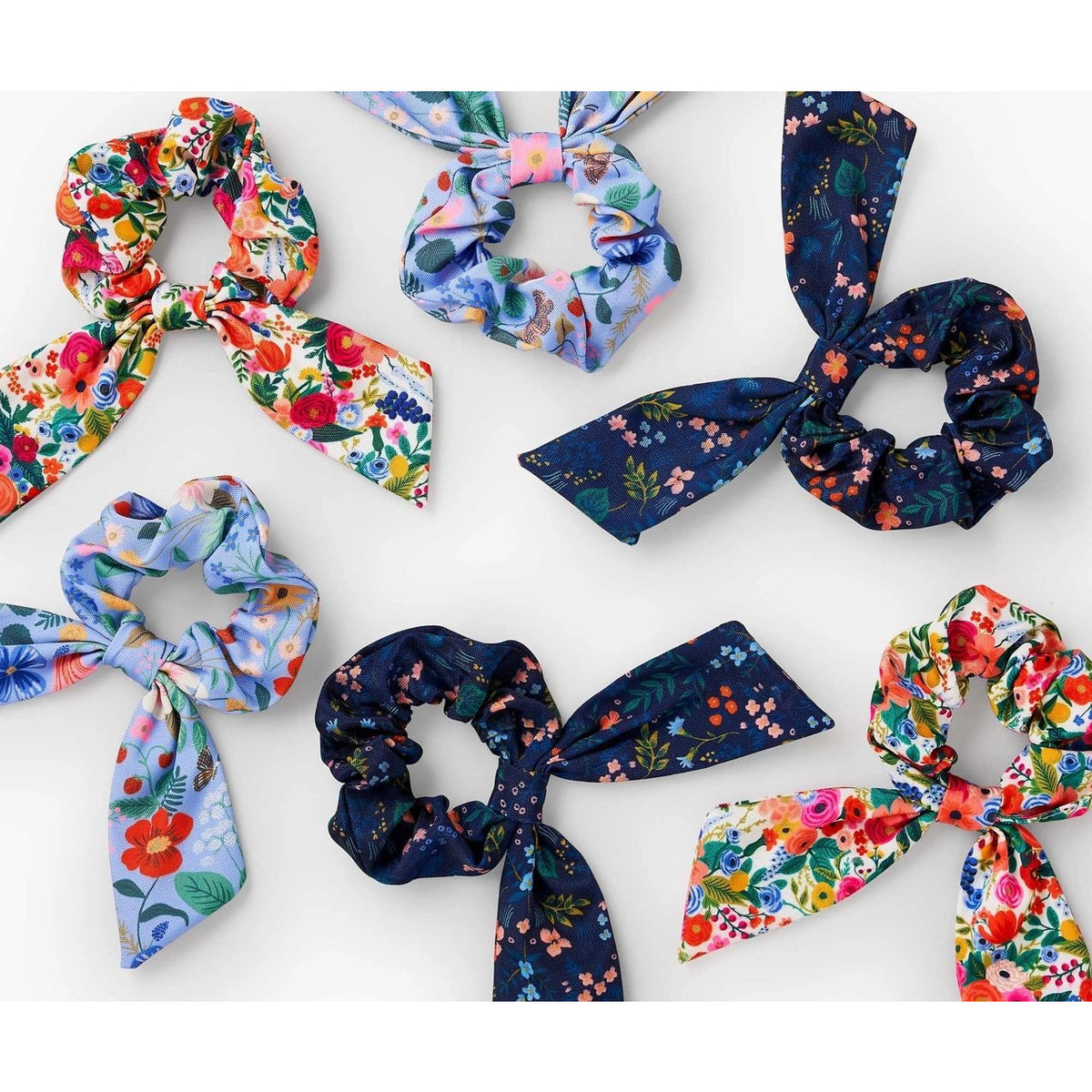 Knot Scrunchies