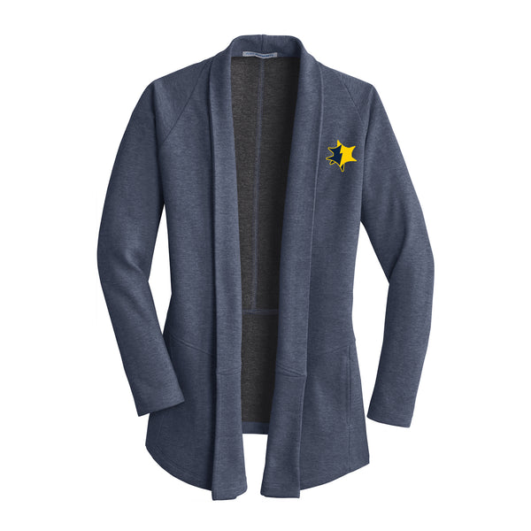 UMCU Ladies Interlock Cardigan